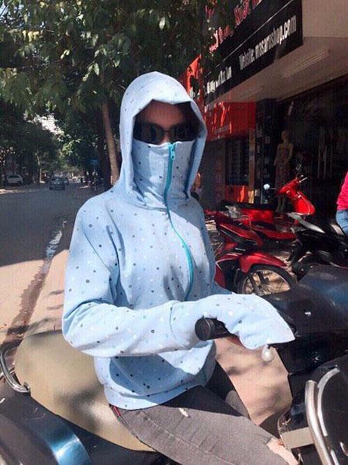 áo khoác chống nắng nữ 2017 nỉ da cá Lansent 2in1
