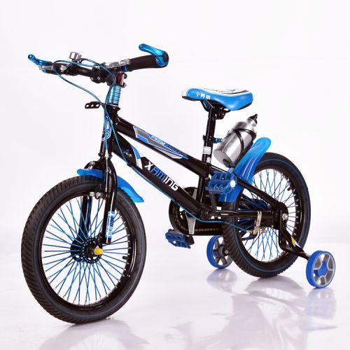 Xe đạp địa hình trẻ em Xaming mầu xanh quyến rũ