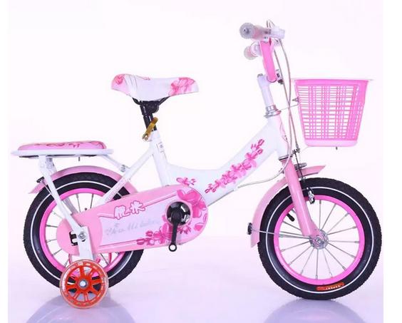 Xe đạp trẻ em Youmi model đẹp dịu dàng cho các bé gái