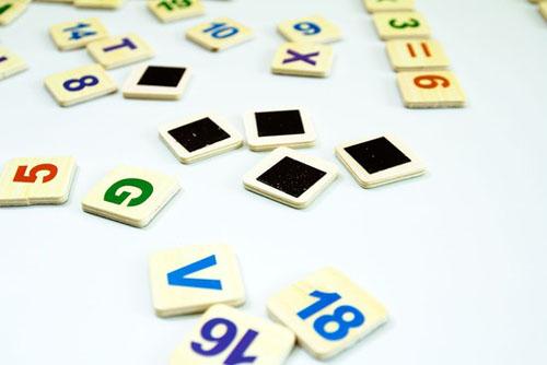 Bảng chữ cái tiếng việt bằng gỗ có nam châm cho bé bộ số và chữ nam châm